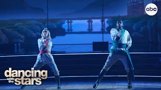 Jimmie Allen's Paso Doble – Dancing with the Stars