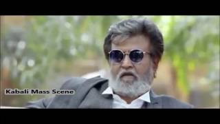 Kabali paravai dialogue mass scene punch dialogue