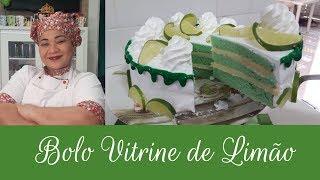 BOLO VITRINE DE LIMÃO