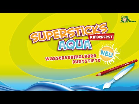 Jolly Supersticks Aqua