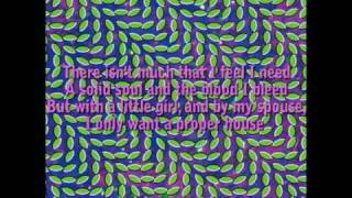 Animal Collective - My Girls [w/ lyrics]