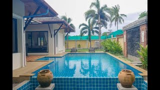 Luxury Three Bedroom Pool Villa for Rent in Rawai