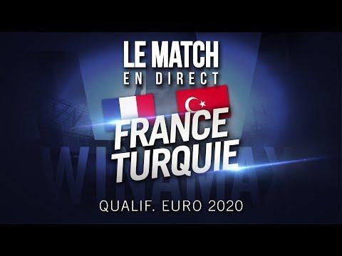⚽Euro 2020 : France 1 - 1 Turquie en intégralité sur Winamax TV