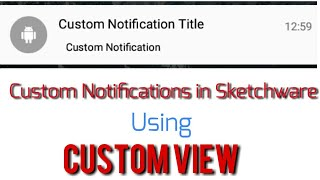 Sketchware Tutorials #7 -   Adding Thumbnails To Specific Items In a