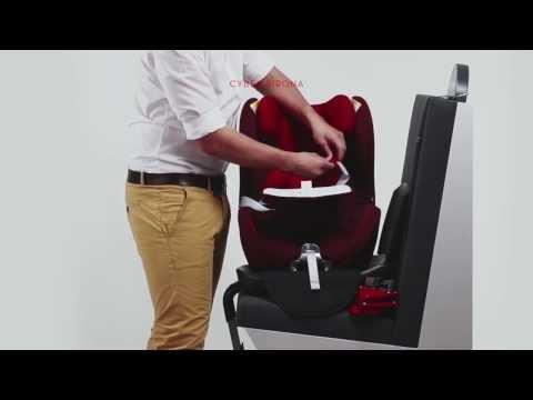 Reboarder CYBEX Sirona Einbauvideo