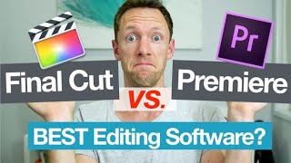 Final Cut Pro vs Adobe Premiere: Best Video Editor?