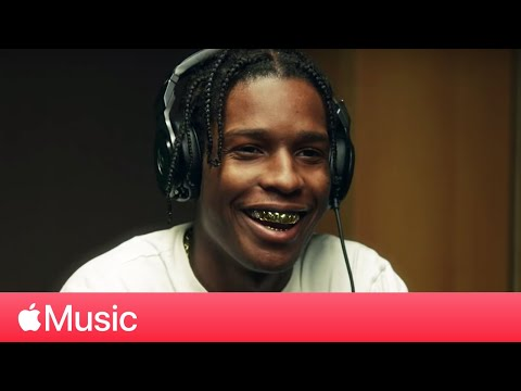 A$AP Rocky and Zane Lowe [FULL INTERVIEW] | Beats 1 | Apple Music
