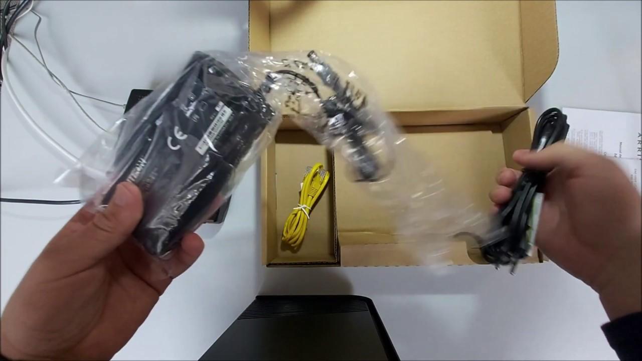 TG2492 modem üzembe helyezési útmutató videó