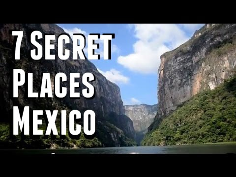 Travel Tips: 7 Places in Mexico you did not know even existed and other travel tips