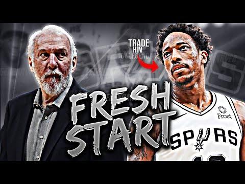 Why The San Antonio Spurs Need to REBUILD! (ft. Demar Derozan, Gregg Popovich, Tim Duncan)