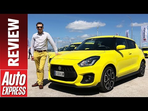2018 Suzuki Swift Sport review - faster, torquier, lighter and yellower... but not as fun?!