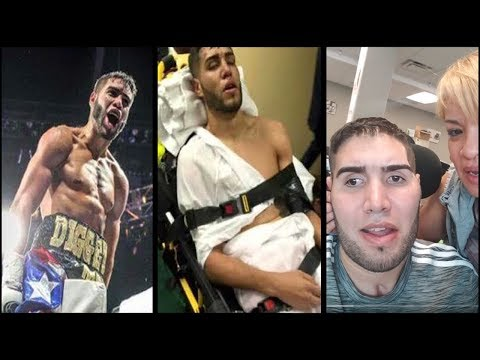The Story of Prichard Colon -  A Boxing Tragedy