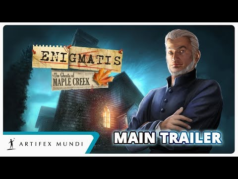 Enigmatis: The Ghosts of Maple Creek Official New Trailer 2014 thumbnail