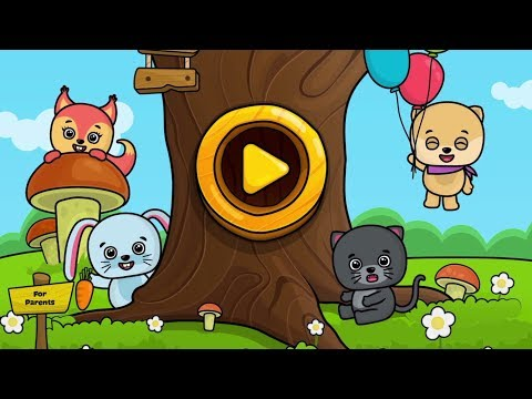 Educational Games for Pre-school Kids by Bimi Boo – App review for iPad/iPhone/Android