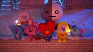 Download Video A Compilation of BT21 Animations Because Why Not MP3 3GP MP4