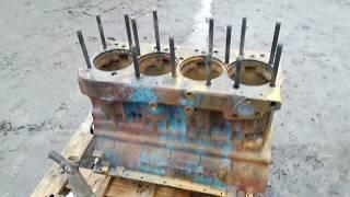 Застучавший двигатель мтз 80 . нашёл причину поломки , продолжаю ремонт трактора .