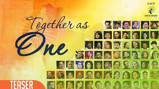 #TogetherAsOne - Teaser | Releasing on August 15th