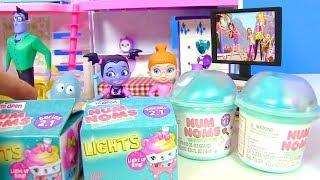 Завтрак #Принцессы и Подарки для Вампирины от NUM NOMS - Мультик для детей