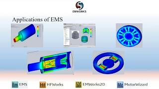 Electromagnetic Modeling with EMS for SOLIDWORKS: A Quick Walk Through