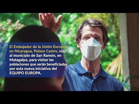 Juntos por Nicaragua en el fortalecimiento de la seguridad alimentaria