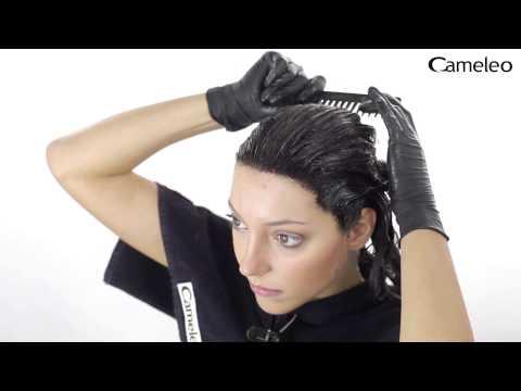 Płukania włosów olej lniany