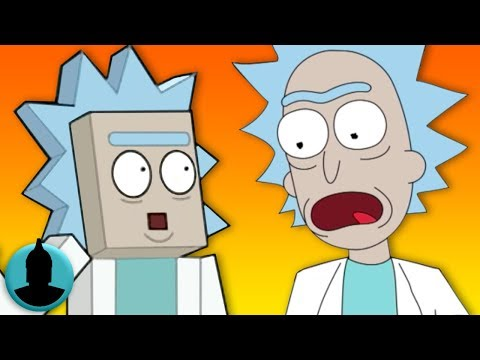 Rick and Morty Season 3 References Ep. 6 - 10 (PART 1) Movies, Games + More! (Tooned Up S4 E47)