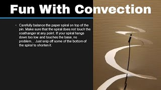 Simple Science 3: Fun With Convection