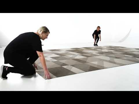 Shape of Color Installation Inspiration Video