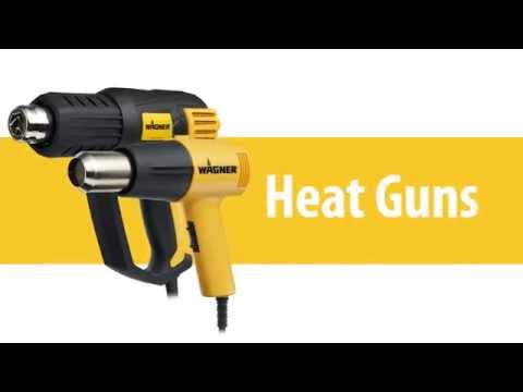 HT3500 Heat Gun Overview Video