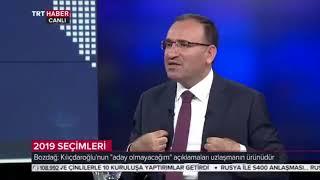 Bekir Bozdağ - TRT Haber -  Yaşar Taşkın Koç - Değerlendirmeler - 23 08 2017