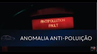 Peugeot 206 Anti Pollution Fault Reset