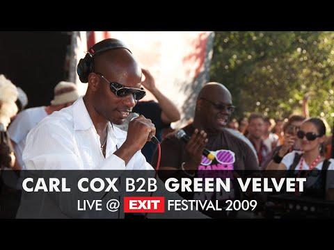 EXIT 2009   Carl Cox & Green Velvet Live @ mts Dance Arena FULL SET