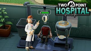Die Rettung der Menschheit beginnt 🏥 Two Point Hospital #1