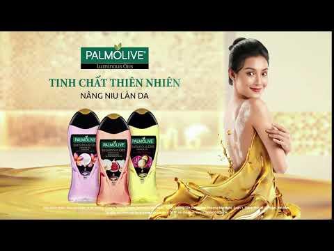 Sữa tắm Palmolive | Tinh chất thiên nhiên - Nâng niu làn da