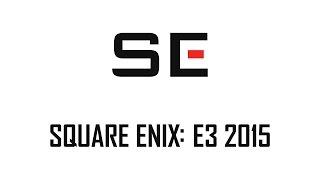 Square Enix у виконанні PlayUA | E3 2015