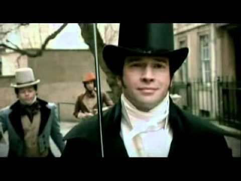 JAMES PUREFOY - IN HISTORICAL COSTUME