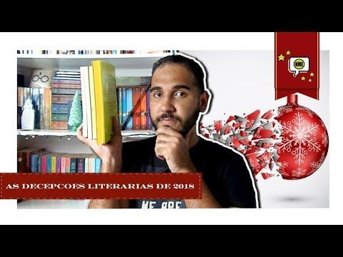 As DECEPÇÕES Literárias de 2018 | Na Minha Estante