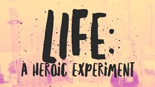 Ep 003 - LIFE : A Heroic Adventure - PODCAST - Being An Everyday Hero