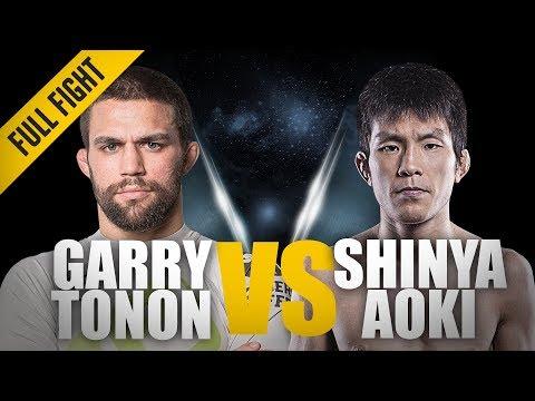 ONE - Garry Tonon vs. Shinya Aoki