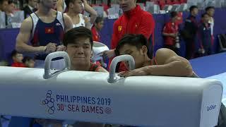 SEA Games 2019: Individual All-around Artistics (Full) | Gymnastics