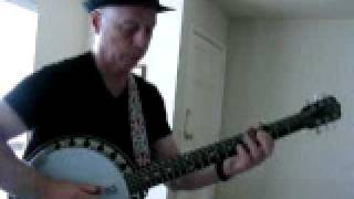 endless stream of tears on banjo july 18 2011.mov