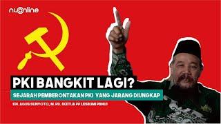 Fakta di Balik Pemberontakan PKI