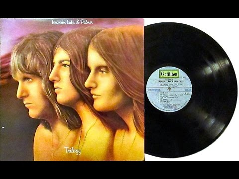 Emerson Lake & Palmer - From The Beginning