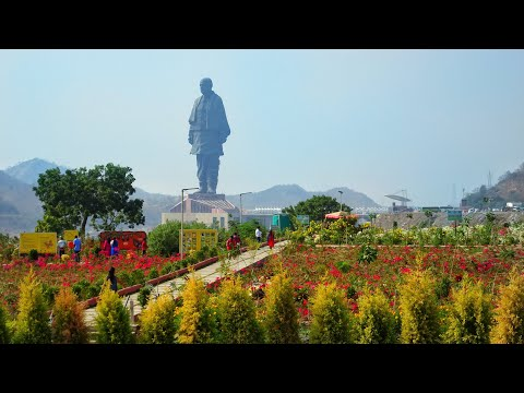 Tallest statue of the World Statue of Unity