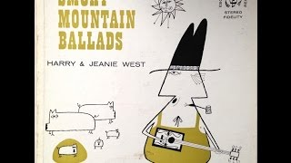 "Harry & Jeanie West ""Smoky Mountain Ballads"" 1956 Bluegrass LP FULL ALBUM"