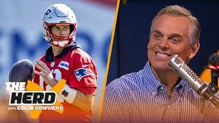 Colin Cowherd plays the 3-Word Game with AFC teams | NFL | THE HERD