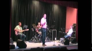 Mike Doyle Tour Rehearsal 2011