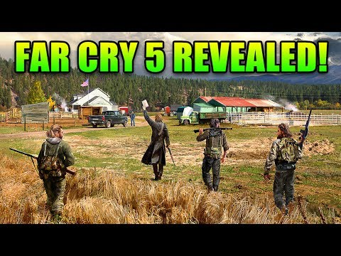 Far Cry 5 In Montana?! - This Week in Gaming