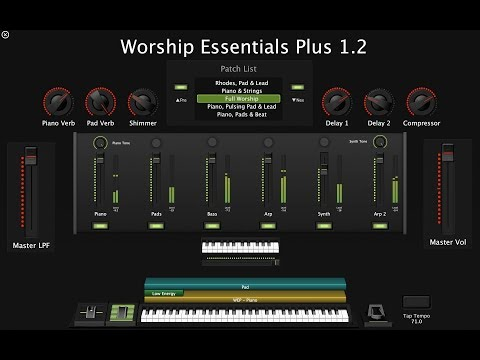 Download Keyscape Sounds Video 3GP Mp4 FLV HD Mp3 Download