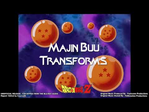 Dragonball Z - Episode 265 - Majin Buu Transforms - (Part 2) - [Faulconer Instrumental]